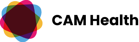 Cam Health logo Black@0.5x